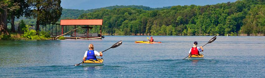 norris lake recreational areas